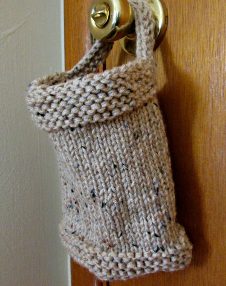 189 best cup cozies and knit bags images on Pinterest | Knit bag ...