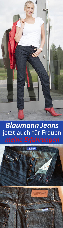 Wer kennt die Blaumann Jeans? Nun gibt es sie auch für Frauen! Fotos mit der Damenjeans und Erfahrung (Artikel enthält Werbung) auf meinem Blog.