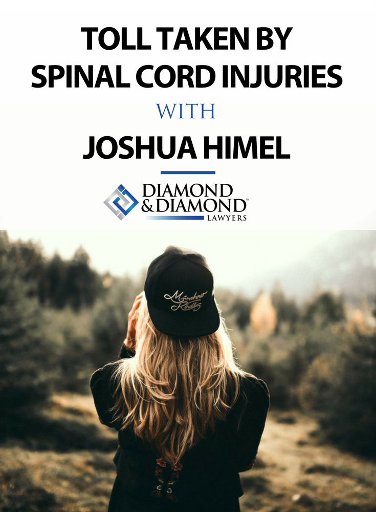 Joshua Himel talks about the importance of the spinal cord, the most common causes of injury, and the compensation you might be entitled to.