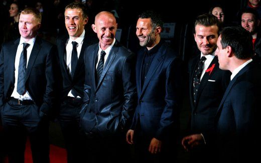 Gary Neville, Phil Neville, Ryan Giggs, Paul Scholes and Nicky Butt agree deal for Salford City FC | Ryan Giggs | Manchester United & Wales ...