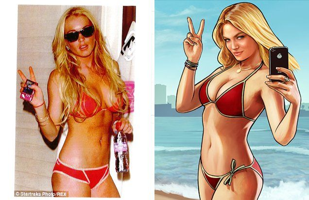 Linday Lohan prosegue la causa contro Rockstar Games e GTA V