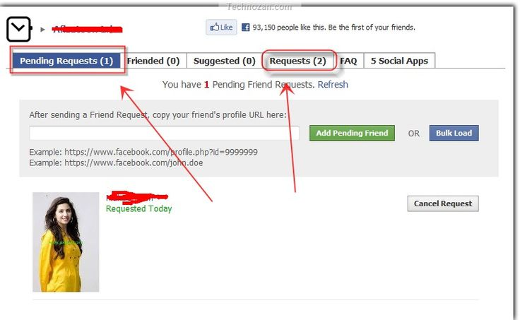 How to See the List of All Pending Friend Requests on Facebook
