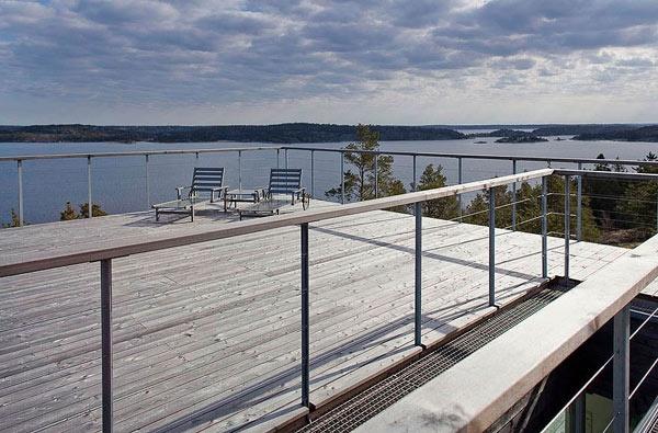 Casa de Verão Suéca -  Tyresö-Brevik