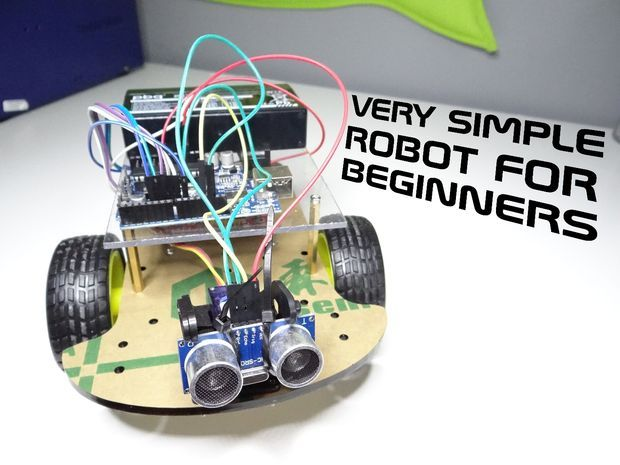 Picture of Very simple robot for beginners