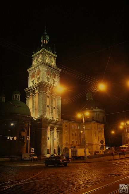 lviv night