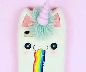 If you are a '' human-unicorn'' , THIS IS  the phone case you need for your phone .
