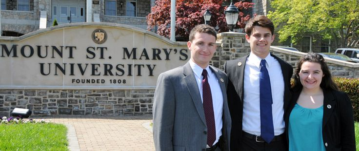 Mount St. Mary's University   Emmitsburg, Md.