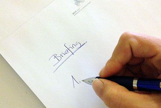 Was gehört in ein Briefing für eine #Online #Marketing Agentur? Eine mögliche Vorlage.