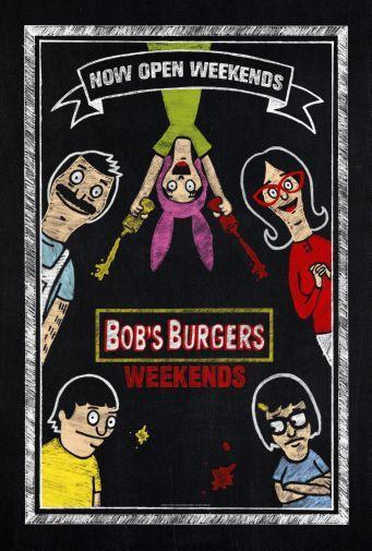 Bobs Burgers Puzzle Fun-Size 120 pcs