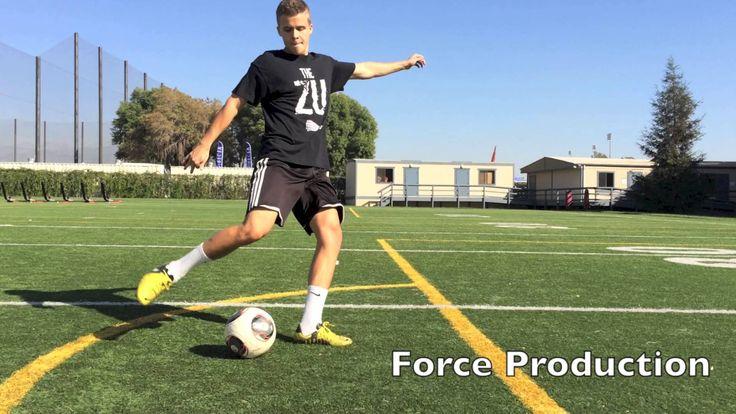 Biomechanics of Kicking a Soccer Ball