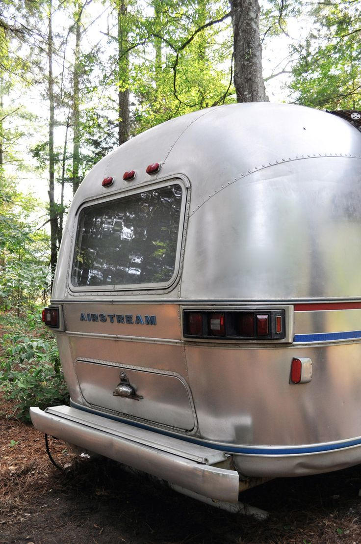 American retro caravans airstream renovation airstream sales uk - A Small Life Airstream Tiny House Swoon
