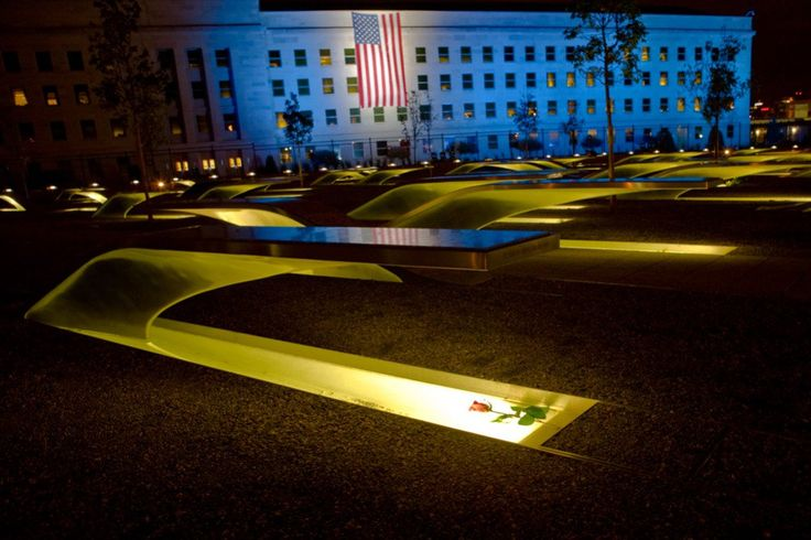 National 9/11 Pentagon Memorial | Washingtonian