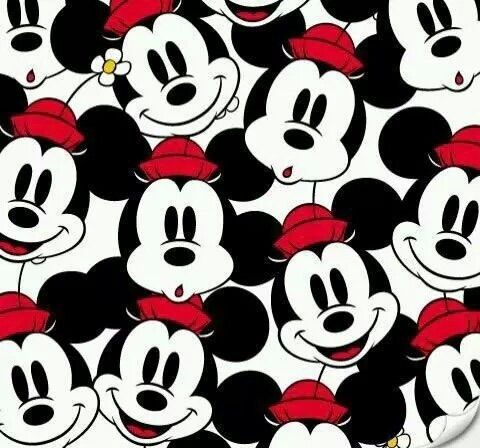 Minnie Mouse And Mickey IPhone Wallpaper