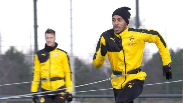Vollgas im Training // Team training | BVB
