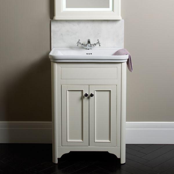 Langham 600mm Freestanding Unit & Basin - Laura Ashley Bathroom Collection