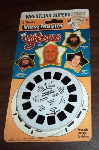 Superstars ViewMaster