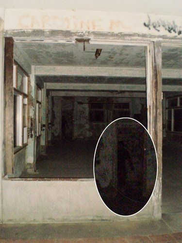 Waverly Hills ghost of Nurse in 502