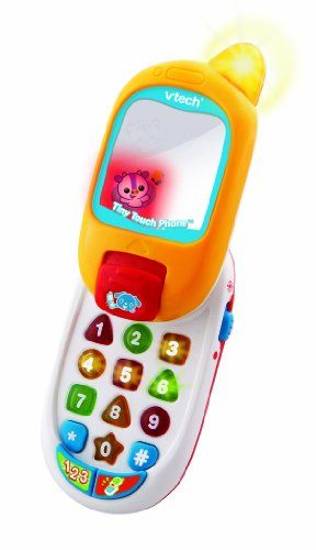 VTech - Tiny Touch Phone Reviews