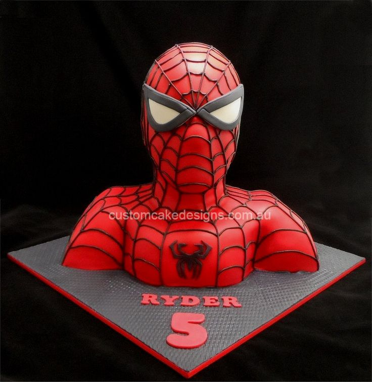 17 Best images about Spider-Man cake on Pinterest ...