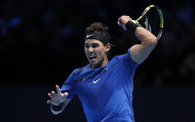 Tenis: Rafael Nadal consolida el número uno y Dimitrov deja al torneo sin Kyrgios