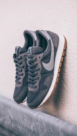 Nike Air Pegasus 83: Grey   Supernatural Style