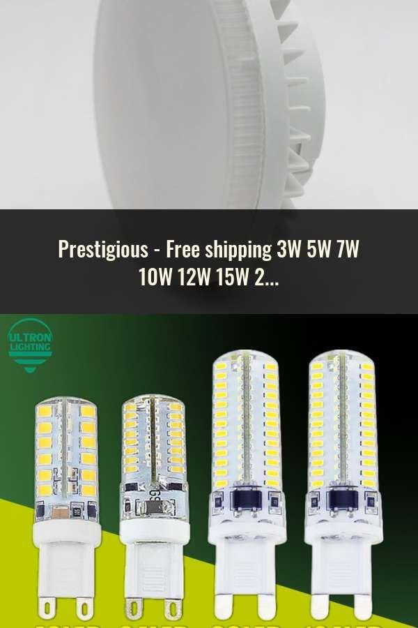 Free Shipping 3w 5w 7w 10w 12w 15w 20w 25w 30w Cob Led Diodes Surface Light For Led Bulb Spotlight Street Led Lamp