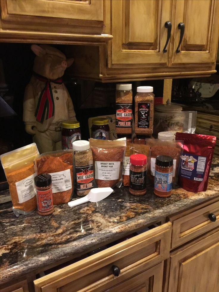We have BBQ Pitmasters products for sale the best BBQ Rubs !