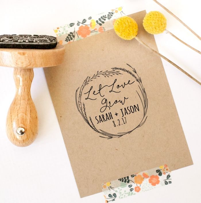 10 Natural Wedding Favors We Love