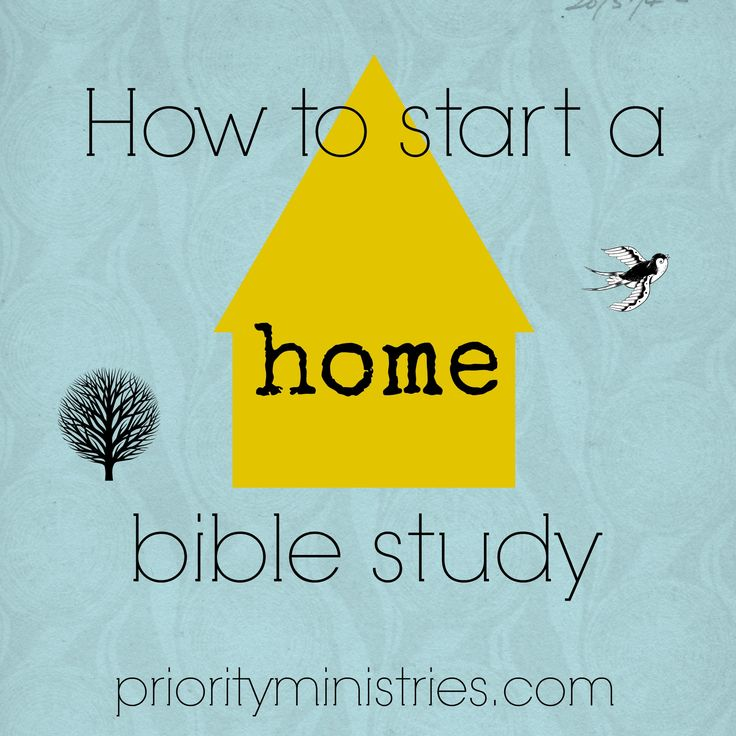 How to start a home bible study - Ever thought about starting a home Bible study?  Join Laurie and seasoned home Bible study leader, Shanda Stiles, for Priority's FREE online video series: - See more at: http://www.priorityministries.com/christian-womens-blog/how-to-start-a-home-bible-study/#sthash.s3aHZprb.dpuf