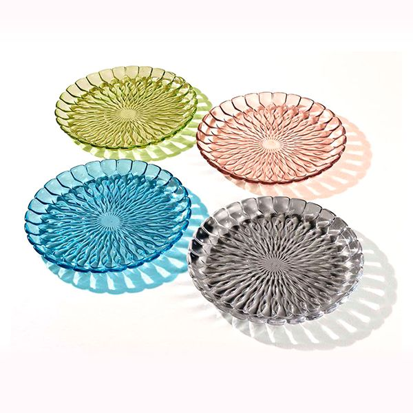 Jellies Centerpiece by Patricia Urquiola | Magic reflections and tactile effects by Kartell!