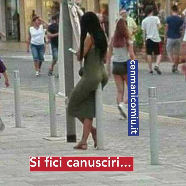 #inchisi #sugnutticau #arucata #cisappidipicca #cenmanicomiu