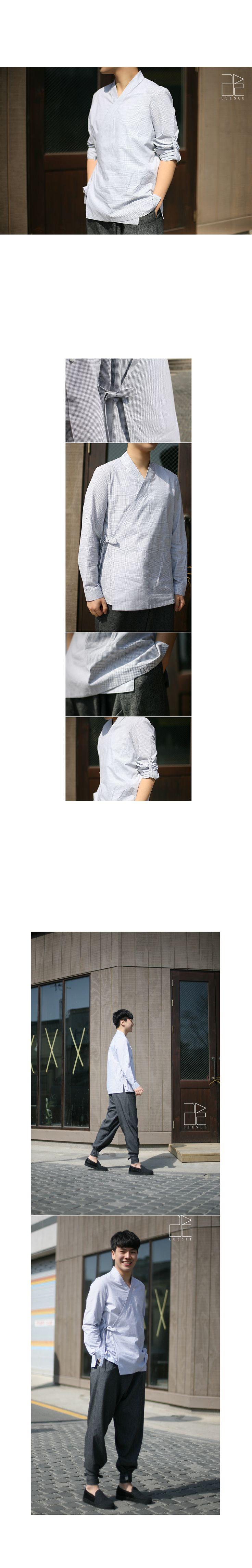 사계절 셔츠 저고리 ~ four season shirt jacket ~ Brand Leesle