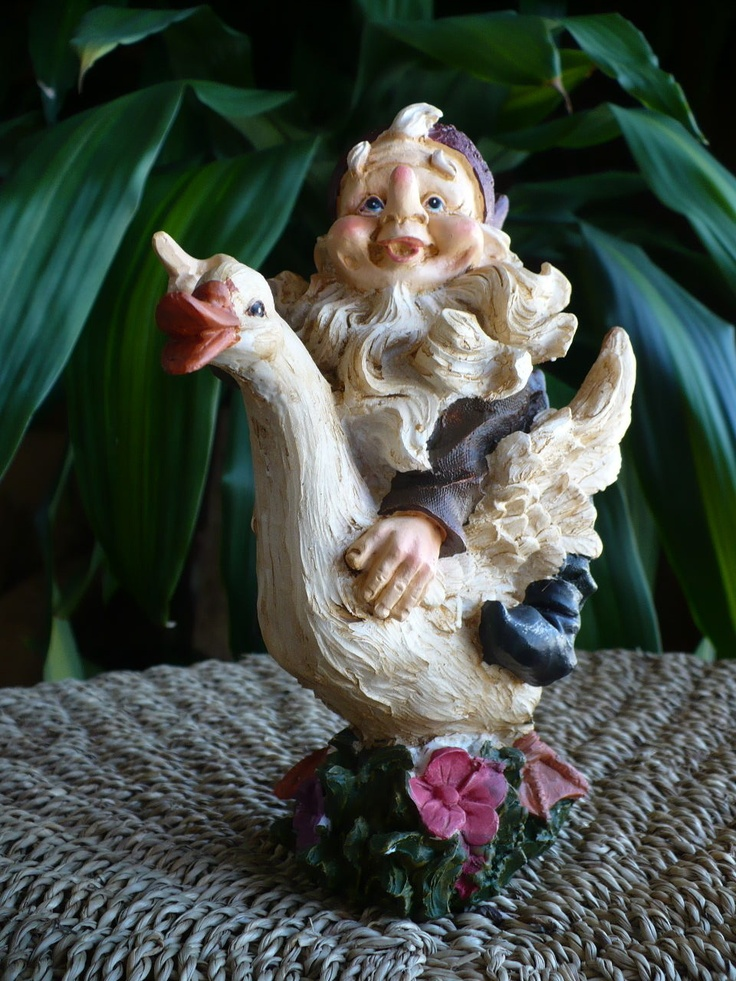 Nome Garden: 539 Best Images About Tuinkabouters/ Gnomes On Pinterest