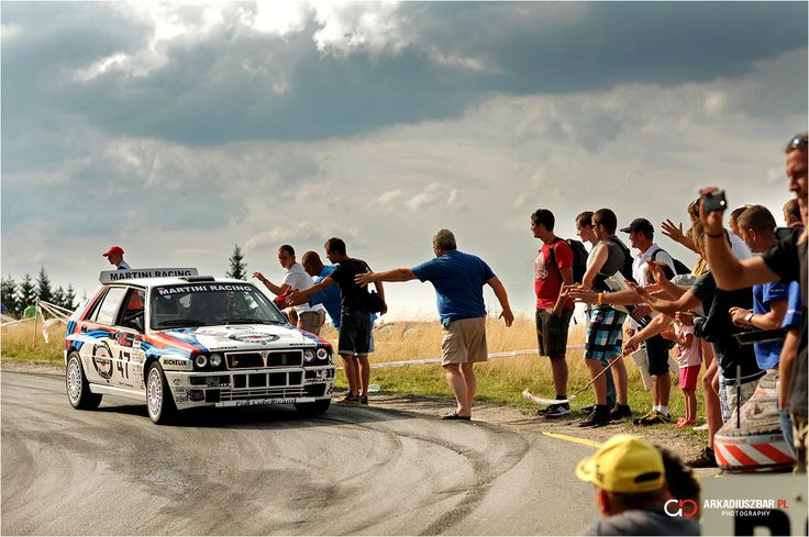 Lancia Delta and fans !