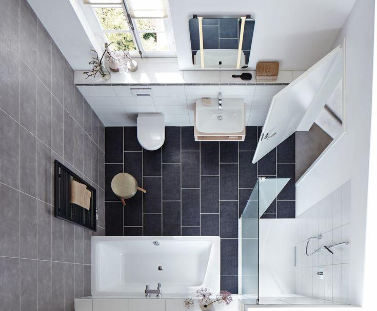 Compatte, colorate, confortevoli: le vasche small size non fanno rimpiangere le sorelle maggiori e si adattano alle case contemporanee