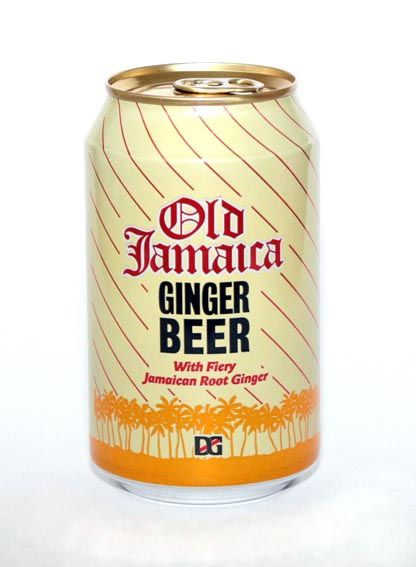 05. DG Old Jamaica Ginger Beer, 330 ml