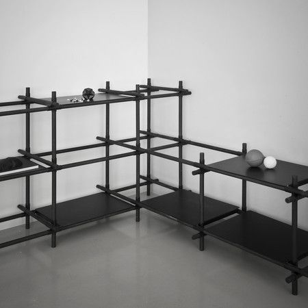 Stick Shelving System - A+R Store