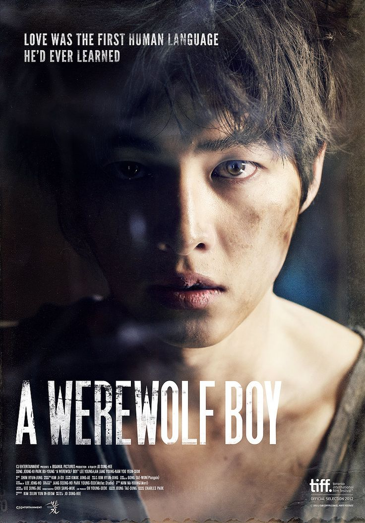 'Werewolf Boy' was so good. He is such an amazing actor. This movie really touched my hearr. I watched it a while ago and forgot about it but when it showed up on my dash I couldn't pass by it.
