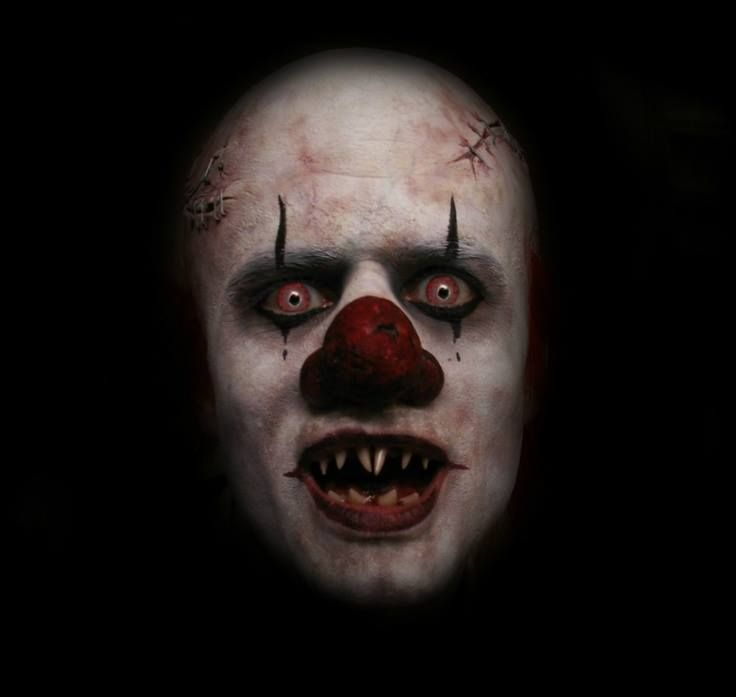 Very Scary Halloween Decorations: 51 Best Images About Clowns On Pinterest