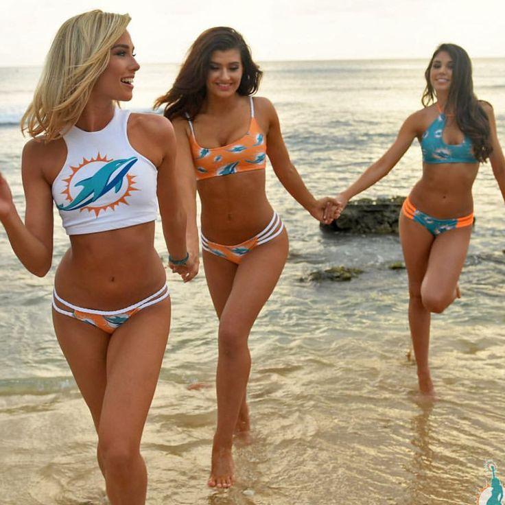 Lindas modelos delfín