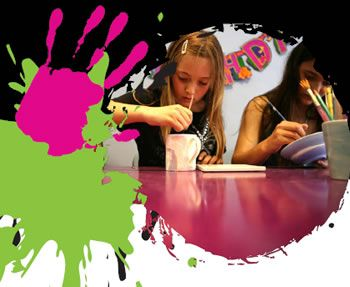 Make Your Mark - Clay craft and painting   Art Cafe