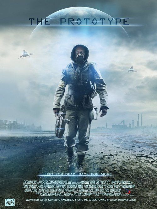Watch The Prototype 2017 Full Movie Streaming Free Download
