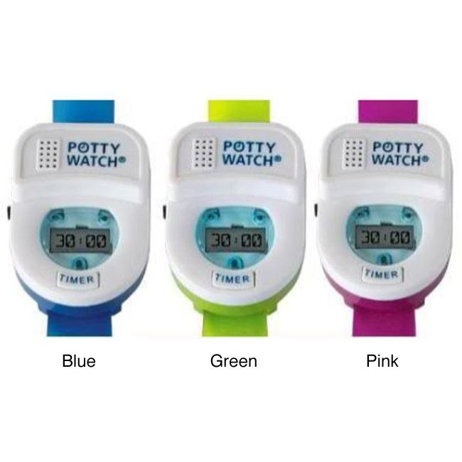 Potty Time Potty Watch Training Timer - Overstock Shopping - Big Discounts on Potty Training Accessories