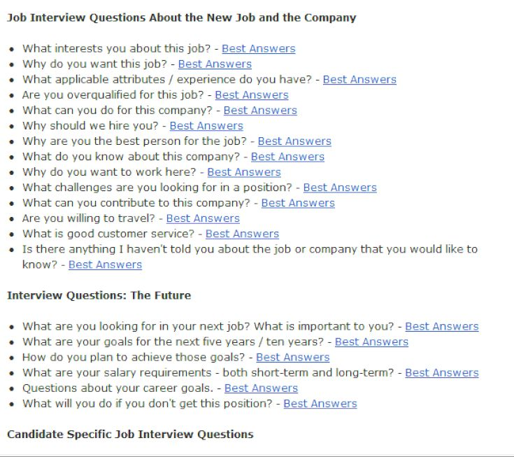 How to Get Ready for a Job Interview: Practice Interviewing