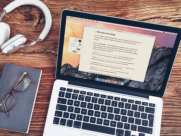'Typed' Distraction-Free Text Editor: A Mac Writing Environment to Improve Your Focus, Process, & Content