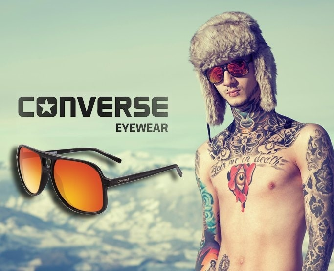 Pat for CONVERSE EYEWEAR  Foto: Philipp Tomsich  WWW.TATTOOMODELS.AT