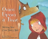 Check out this book for writing your own fairy tale - a study in elements of a fairy tale