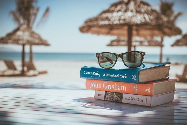 carti de citit pe plaja