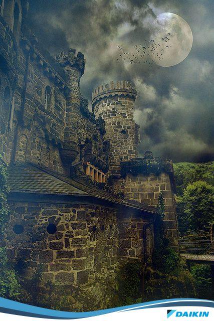 Castelo Medieval de Wilhelmshöhe na cidade Kassel na Alemanha.
