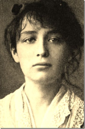 Camille Claudel (1864-1943), du génie à la folie. L'aventure amoureuse avec Auguste Rodin dont elle était l'élève est passée dans la légende. Elle marque le point de fusion et de rupture entre deux caractères aussi forts que le talent et l'audace.